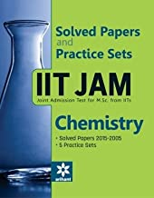 IIT JAM (Joint Admission test for M. Sc. From IITs) - Chemistry (Old Edition)