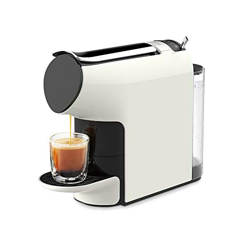 Lowest Prices! XLEVE Espresso Machine Portable Coffee Machine with Light Automatic Extraction Capsul...