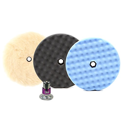 Perfect-It 33662 Quick Connect Foam Pad Kit