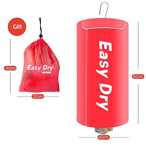 La mejor selección de secadora ropa portatil más recomendados. 7