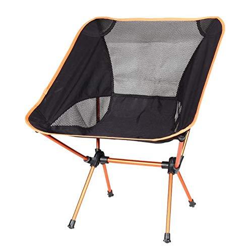 GDS Chaise Pliante Portable, Pêche Tabouret de siège, très approprié pour la santé des Femmes, Camping, Festivals, Randonnées,A