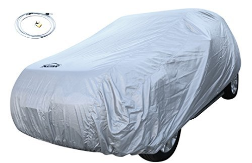 XCAR Solar Shield Breathable UV Protection SUV Cover Fits SUV Up to 186 Inch in Length