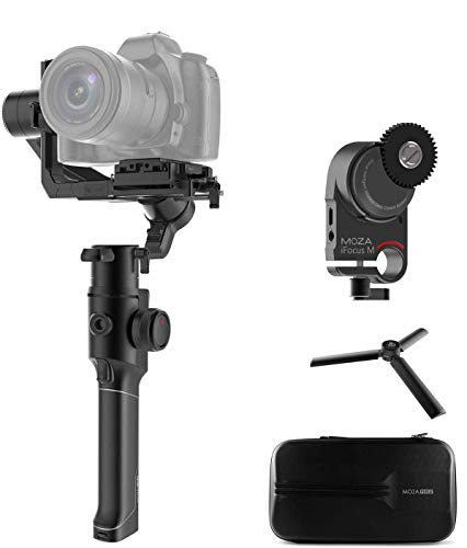 MOZA Air 2 3-Axis Handheld Gimbal Stabilizer with iFocusM Follow Motor,Fits DSLR...