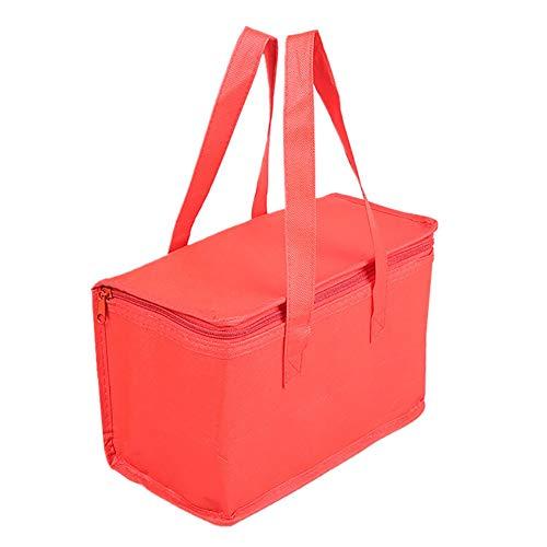 Homemust Handheld Hot Cold Insulated Bags Kühltasche Insulated Tote Mit großer Kapazität zum Mitnehmen