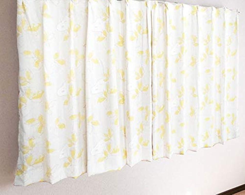 拘束するふさわしい六スヌーピー ドレープカーテン(2枚組)PEANUTS (ナチュラル, 幅 100 X 丈135cm)11337