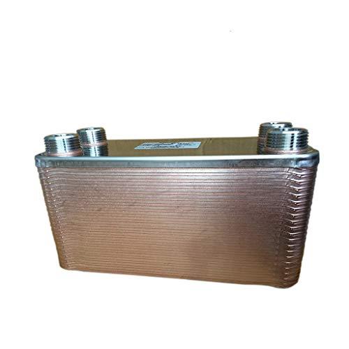 Scambiatore Di Calore Per Caldaia 40 Piastre Inox Saldobrasato 4x3/4' Pacetti
