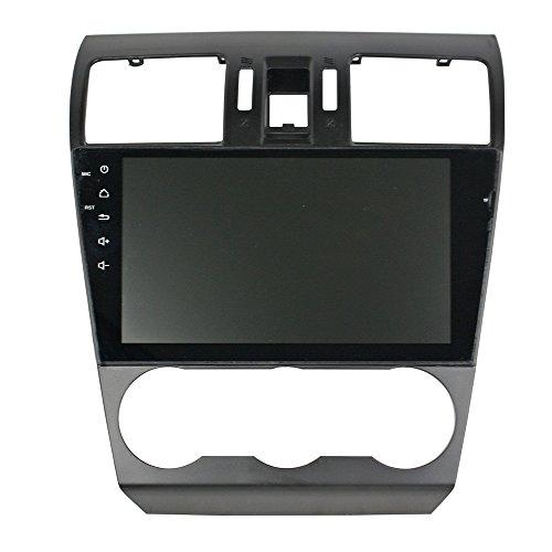 KUNFINE Android 10 Octa Core 4G Ram 32 Go de ROM Autoradio GPS La Navigation DVD Lecteur multimédia Commande au Volant Headunit Stéréo PourForester 2013-2015