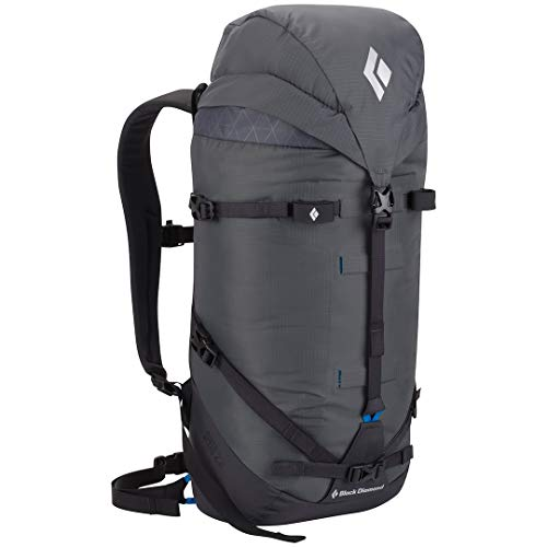 Black Diamond Speed 22 Rucksack, Graphite, 22 Liter
