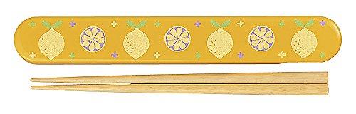 arte 箸・箸箱セット レモン 4512951113822