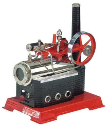 00014 - Wilesco D 14 - Dampfmaschine