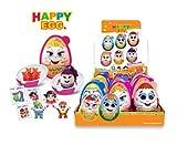 Jumbo Happy Egg + Gummies with Vitamin C + Toy (Pack of 3 eggs)