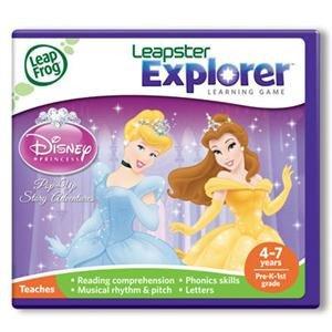 LeapFrog Explorer Game Cartridge: D…