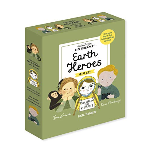 Little People, BIG DREAMS: Earth Heroes