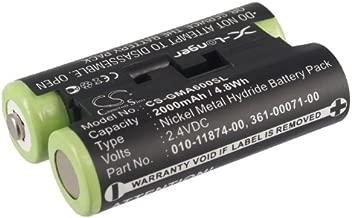 Battery Replacement for Garmin Striker 4