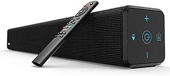 Bestisan 100 Watt 2.1-Channel Sound Bar with Built in Subwoofer
