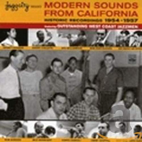 Historic Recordings 1954-1957 Featuring Oustanding West Coast Jazzmen (2 Cd Set)