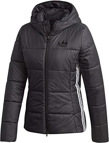 adidas Slim Jacket Giacca Sportiva, Donna, Black, 44