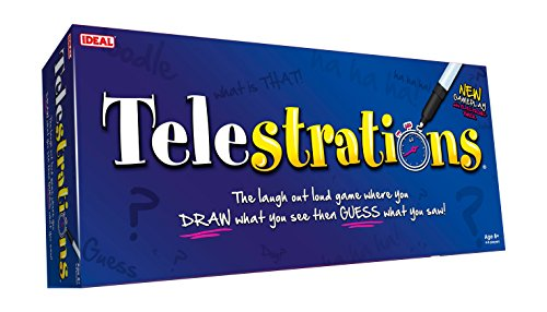 Telestrations Game from Ideal