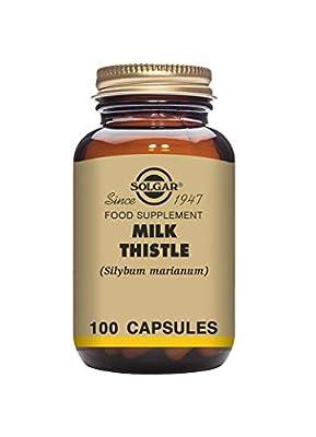 Solgar Thistle 60 Vegetable Capsules