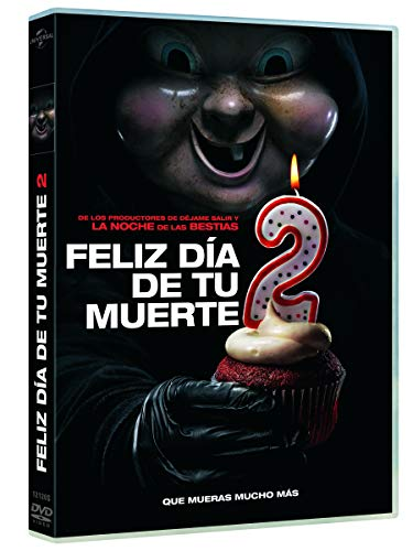 Feliz Día De Tu Muerte 2 [DVD]