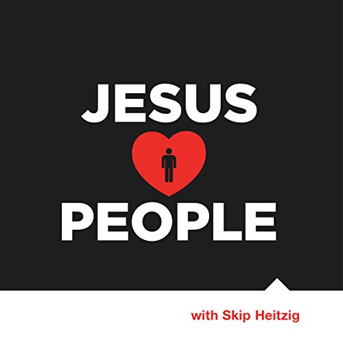 Jesus Loves People audiobook cover art