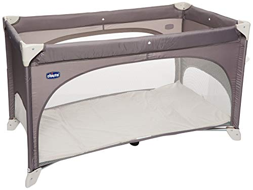Chicco 05079268910000 Reisebettchen Easy Sleep, grau