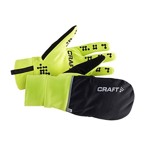Craft Hybrid Weather 2-in-1 Bike Cycling Mitten Glove, Flumino, Medium