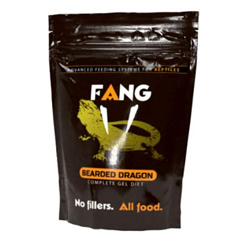 Fang Bearded Dragon Food 3oz Ingredients, All Food No Filler