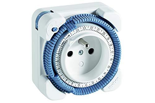 Theben 0260841 Timer 26 - analoge timer voor binnen, het origineel in premium kwaliteit, timer-timer, Franse versie