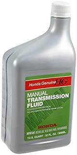 Genuine Acura Honda Manual Trans Fluid 1 Quart Container 08798 9031