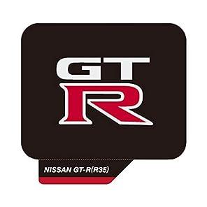 NISSAN GT-R (R35) ロゴステッカー