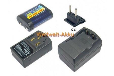PowerSmart–Cargador para Nikon Coolpix 4300, Coolpix 4500, Coolpix 4800, COOLPIX...