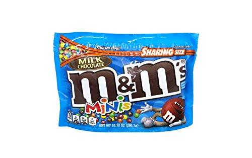 M&M's Minis Milk Chocolate Candy 10.1 Oz 3Pack