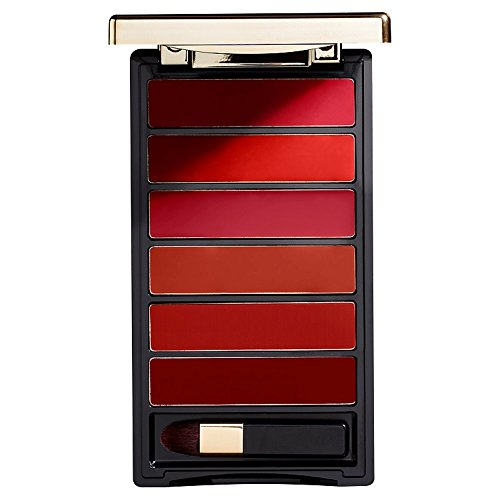 L'Oréal Paris Lippen Make-up Color Riche La Palette Lip red / Lippenstift Palette mit 6...