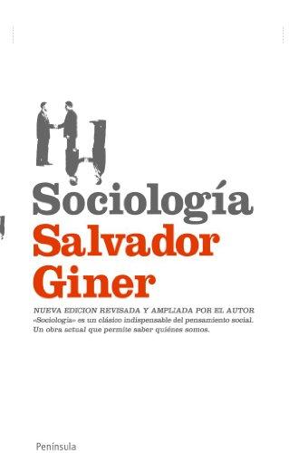Sociología: Edición revisada y ampliada por el autor (ATALAYA)