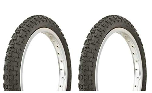 Lowrider Tire Set. 2 Tires. Two Tires Duro 16' x 2.125' Black/Black Side Wall HF-143G.Bicycle Tires, Bike Tires, Kids Bike Tires, Bike Tires, BMX Bike Tires