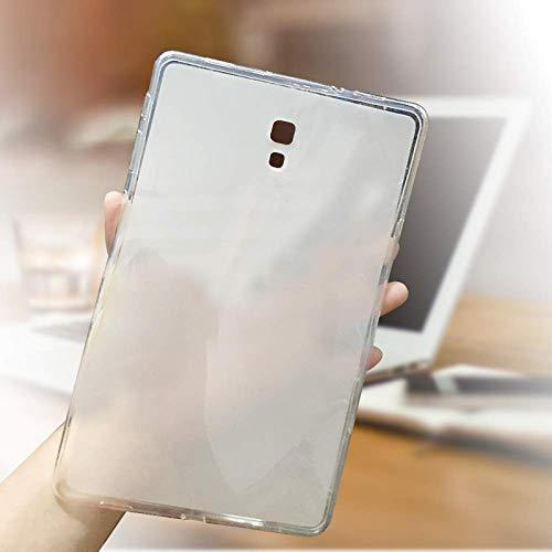 Schutzhülle für Samsung Galaxy Tab A SM-T590 / SM-T595 10.5 Zoll Hülle Slim Case Cover Ultra Dünn Stoßfest Klar