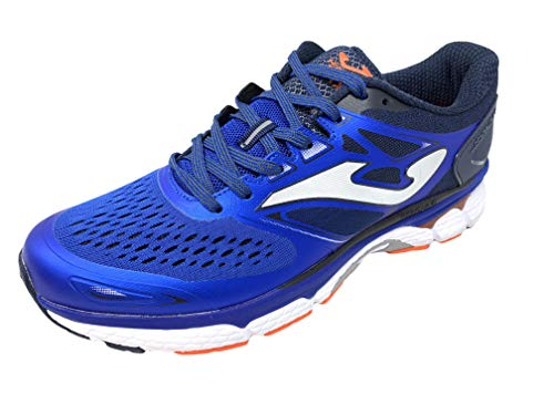 JOMA - Zapatillas JOMA R.HISPALIS Running Men R.HISPAW-904-44 EU 10.5 USA, Royal Fluor 904