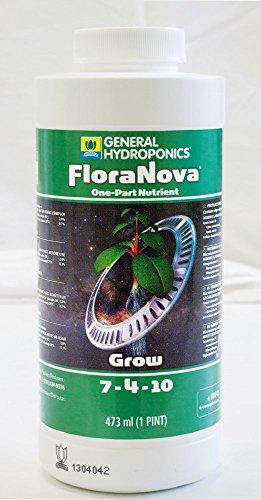 Dünger / Düngemittel GHE FloraNova Grow (473ml)
