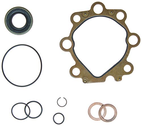 Gasket Seals ACDelco 36-348404 Professional Power Steering Pump Seal Kit with Bushing and Snap Ring