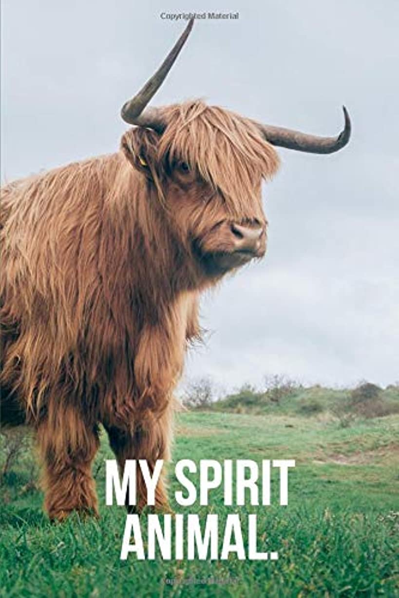 武装解除精神癒すMy Spirit Animal: Yak Journal