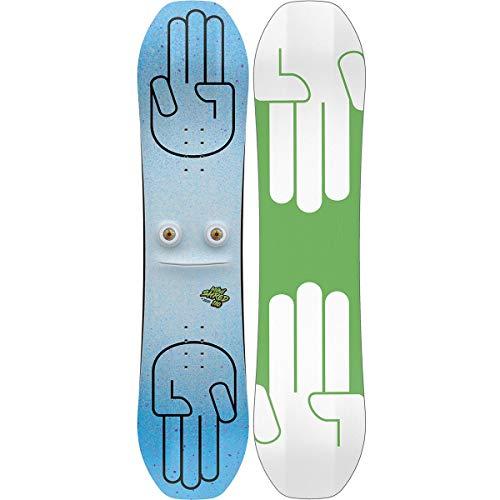 Bataleon Mini Shred Snowboard für Jungen, einfarbig, 120 cm