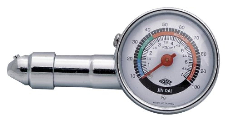 Gorilla Automotive TG2 Dial Tire Pressure Gauge