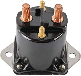 DB Electrical LPL6003 New Solenoid Relay for 12 Volt Club Car DS & Carryall Golf Cart 1012275, 1013609 435-154