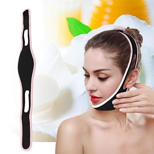 Face Slimming Bandagen, Unisex Sleeping Anti Schnarchstopp Stirnband Kiefer Unterstützung Schnarchen Schlaf Apnoe Gurt Gürtel Facial Lifting Strap Gürtel für verschönernde Gesichtslinien