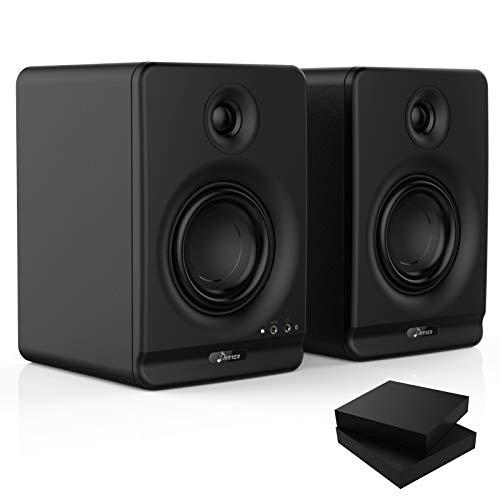 Donner Studio Monitors 4' Active Monitors Speakers with Professional CSR...