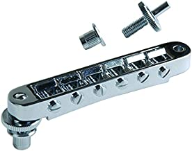 Gibson Nashville Tune-o-matic Bridge, Chrome