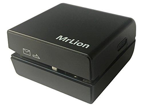 MrLion Elektrischer Brieföffner