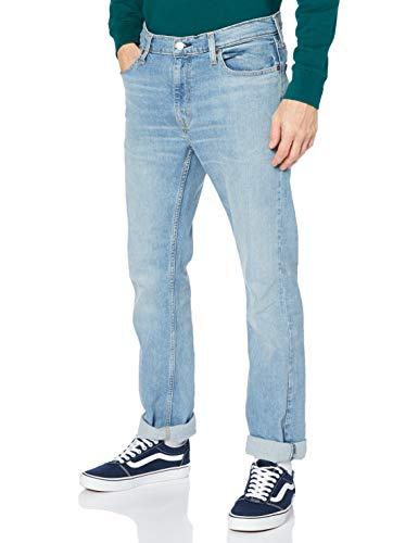 Levi's 513 Slim Straight Jeans, Worn To Ride ADV, 31W / 30L Uomo