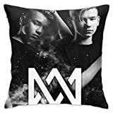 OLYIE Marcus & Martinus Decorative Pillowcase Square Pillowc